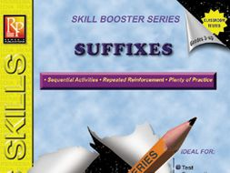 Suffixes: Skill Booster Series