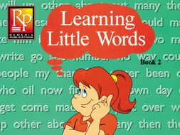 Learning Little Words (Book 2)