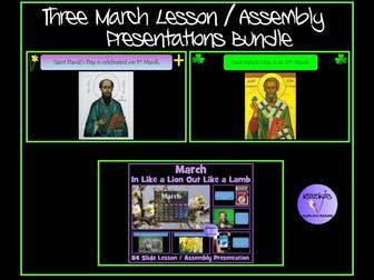 March Assemblies
