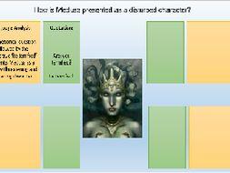 Unseen poetry - Medusa