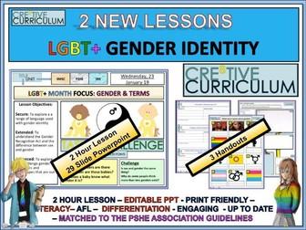 Gender Identity LGBT RSE