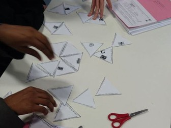 Cold War Revision Tarsia Puzzle