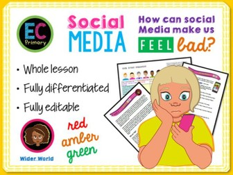 Social Media PSHE