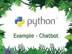 Beginning Python Programming - Chatbot