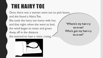 The-Hairy-Toe-PPT.pptx