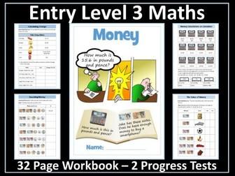 Money AQA Entry Level 3 Maths