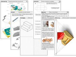 KS3 Modular Desk Organiser Bundle