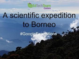 Plant Adaption in Borneo - #GoogleExpedition