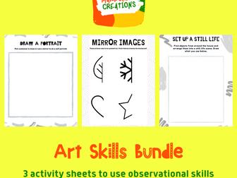 Art Skills Bundle