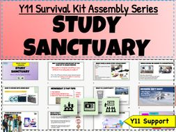 Y11 Survival Kit - Study Sanctuary