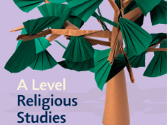Edexcel A Level Philosophy Unit 5 - Work of Scholars - Religion & Sociology