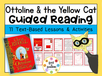 Guided Reading: Ottoline & the Yellow Cat