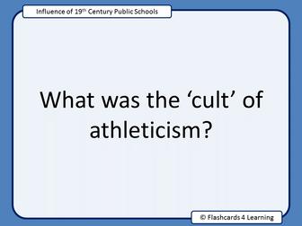 A Level PE (2016): Influences of the 19th century public schools