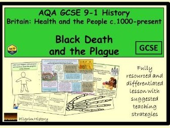 Black Death and the Plague