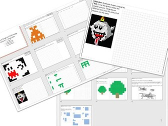 Maths in DT Section 3  - Using Grids
