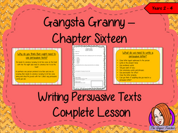 download book Gangsta granny
