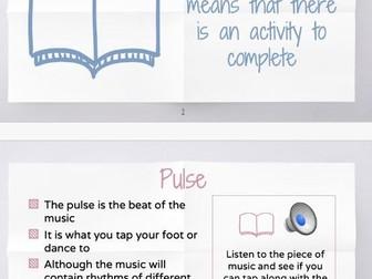 Grade 1 Music Theory Week 2