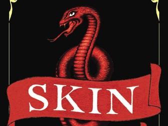 Skin - Roald Dahl Short Stories