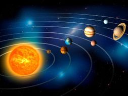"""KS2 Science """"Earth & Space"""" Assembly"""