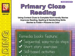 Primary Cloze Reading  (Gr. 2)