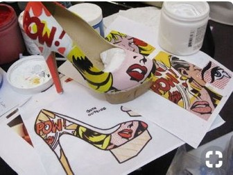 Pop Art Project Homework