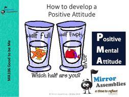 Positive Attitudes - KS2