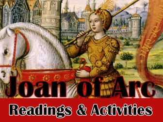 Joan of Arc - reading for intermediate French