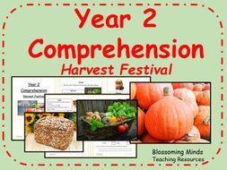 Year 2 comprehension - Harvest Festival