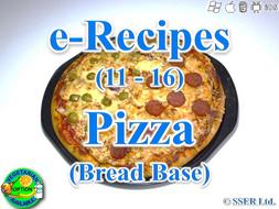 48. Pizza (e-Recipe)