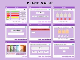 Integer Place value