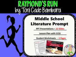 raymonds run by toni cade bambara