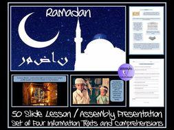 Ramadan  Presentation, Texts and Comprehensions