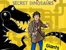 KS1 and LKS2 dinosaur topic planning