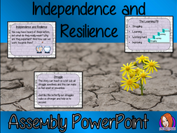 Resilience and Independence Assembly PowerPoint