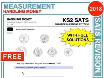 KS2 Maths (Handling Money)