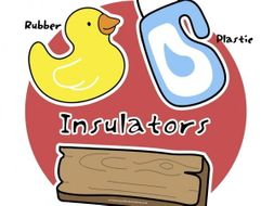 Conductors and Insulators Posters