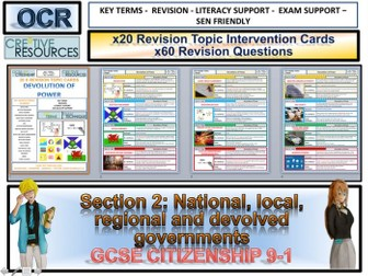 National, local, regional and devolved governments