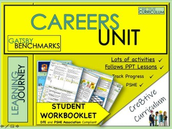 Careers Work Book - Gatsby Benchmarks