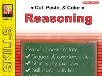 Reasoning: Cut, Paste, & Color