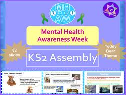 Mental Health Awareness Week KS2 Assembly