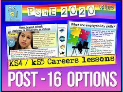 Careers / Post 16 Options
