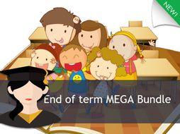 End of Term Mega Bundle