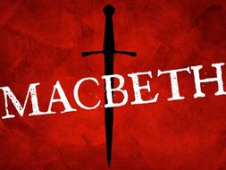 GCSE English Macbeth Plot and Context PowerPoint