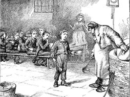 Oliver Twist (abridged by Gil Taverner) workbook.