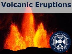 Earth's materials: volcanic eruptions (Interdisciplinary Learning)