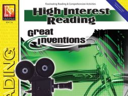 Great Inventions: High-Interest Reading