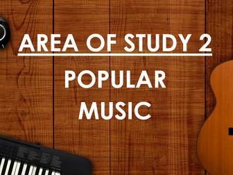 AQA GCSE Music Workbooks: Area of Study 2