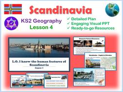 Scandinavia Human Features Lesson 4