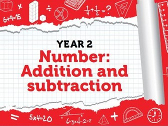Year 2 - Addition and Subtraction - Week 8