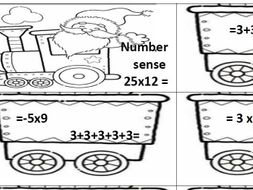 Number sense for algebra